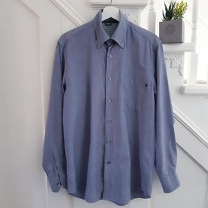 Z Zegna Sport Linen dress shirt
